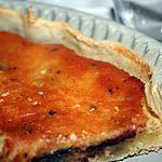 recette Tarte frangipane poire chocolat