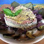 Le complet BAS ou plat équilibré avec de la viande de boeuf