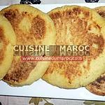 recette Mini Harcha à la marocaine