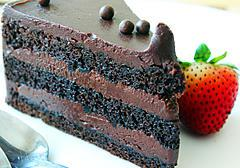 gateau au chocolat : recette