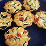 recette Flans de légumes