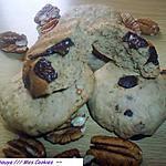 recette MES Cookies !