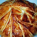 recette feuilleté au camembert