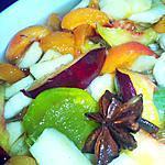 recette Salade De Fruits Epicée Délissime !!