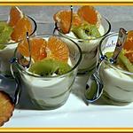 recette Mousse citronnée légère