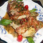 recette Cuisses de poulet lard a la provençale