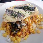recette Tartine gratiné sardine mozzarella