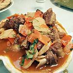 recette Potée d'agneau façon ouïghour