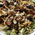 recette Salade de canard