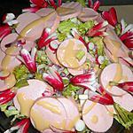 recette Salade de colmar