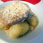 recette Pommes de terre a la creme