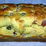recette Cake au jambon et aux olives (de ma soeur zaza)