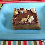 recette Bouchées au caramel, une pure gourmandise
