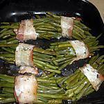 recette Fagots d haricots vert au lard