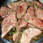 recette Roti de boeuf aux oignons