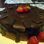 recette ~Gâteau tentation chocolatée~
