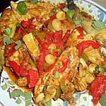 recette Poulet camarguaise