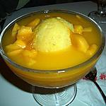 recette Dessert à la Mangue