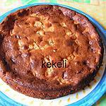 recette Gâteau aux pommes et Philadelphia