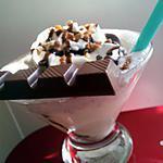 recette Milk shake au kinder