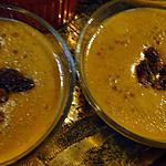 recette Pudding de tapioca à l'indienne
