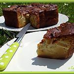 recette Fondant aux pommes et mascarpone
