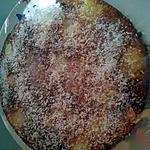 recette gateau coco ananas
