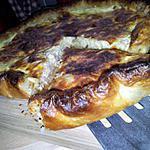 recette Quiche au thon et mozzarella à la moutarde*de mon Papa*