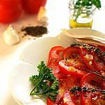 recette La tomate mode Alsace