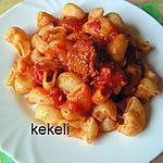 recette Pipe rigate à la tomate