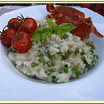 recette Risotto au Jambon Italien