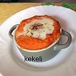 recette Avec un reste de purée aux carottes