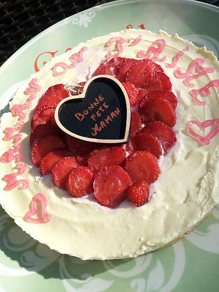 Tiramisu fraise recette gateau