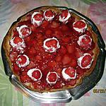 recette Miroir aux fraises
