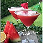 recette Limonade aux fraises et au melon d'eau