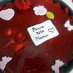 recette Bavarois au fraise de notre fête des mères