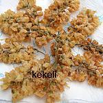 recette Beignets de fleurs d'acacia