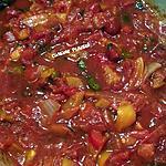 recette Fritta (poivrons-tomates), recette de bibi38