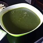 recette soupe aux fanes de carottes