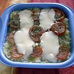 recette COURGE SPAGHETTI A L'ITALIENNE