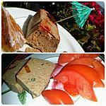 recette Mousse légère de foies de volailles