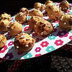recette Chouquettes aux amandes