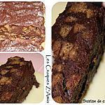 recette Terrine de chocolat