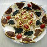 recette BOUCHEES AUX TOMATES CERISE