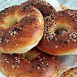 recette Les bagels
