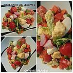 recette Macédoine de légumes