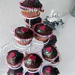 recette Cupcakes a la myrtille