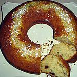 recette Gâteau au yaourt figues/noix