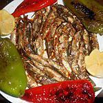 recette Sardines poélées aux poivrons long de provence
