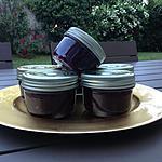 recette Confiture de cerises Burlat peu sucrée